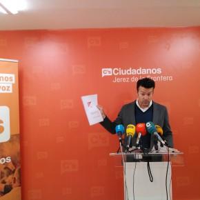 No subir impuestos a Pymes, grupo de Excelencia, Emprendedores, registro de locales, Mercados municipales y Parques Empresariales son las medidas que Cs Jerez presenta en su bloque de empleo a los presupuestos 2017