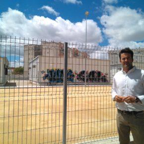 """Pérez: """"Exigimos a la Junta de Andalucía que los centros escolares de Jerez tengan las mejores condiciones para nuestros alumnos"""""""