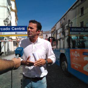 Ciudadanos Jerez denuncia que el PSOE esté abandonando al centro de la ciudad