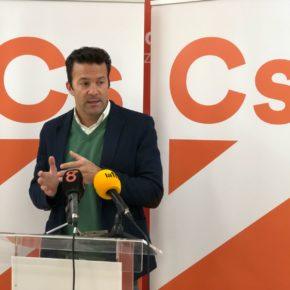 """Carlos Pérez: """"Las políticas de Mamen Sánchez están afectando a la creación de empleo en Jerez"""""""