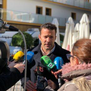 """Pérez (Cs): """"Exigimos al gobierno local que actúe de inmediato ante la falta de seguridad que existe en el centro de Jerez"""""""