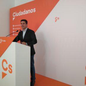 """Romero (Cs): """"Es inadmisible que la Junta de Andalucía haya dejado de lado una vez más a los jerezanos"""""""
