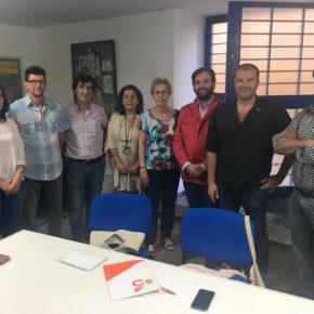 Ciudadanos Jerez respalda las peticiones de los vecinos del centro histórico