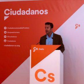 """Cs Jerez califica de """"miopía urbanística"""" la decisión del PSOE de asfaltar Corredera, Esteve, Santa María y Cerrón"""