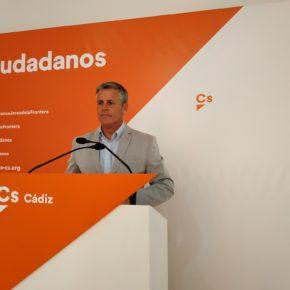 """Cano (Cs): """"Es inadmisible que desde el Ministerio no hayan dado respuesta a nuestra petición de aumentar efectivos para la Policía Nacional en Jerez"""""""