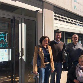 Ciudadanos apuesta por conseguir que Jerez sea una ciudad accesible al 100%