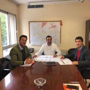 Ciudadanos Jerez propone una alternativa al proyecto inicial de asfaltado planteado por el PSOE