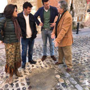Ciudadanos preguntará al gobierno local sobre el edificio abandonado de la calle Empedrada