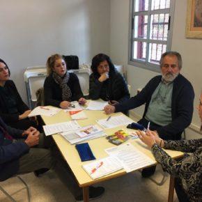 Ciudadanos se reúne con la asociación Proyecto Hombre