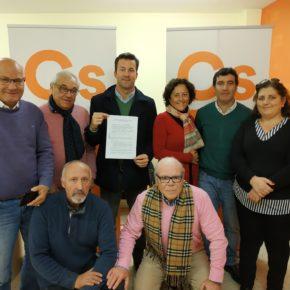 Ciudadanos agradece a la Federación vecinal Plazoleta 2.0 su colaboración para mejorar el bienestar de los jerezanos