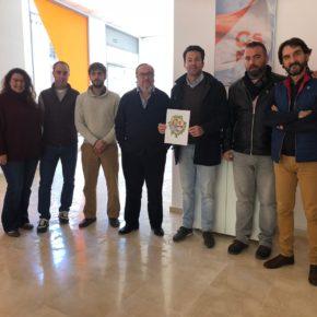 Ciudadanos se reúne con la Asociación Jacobea de Jerez