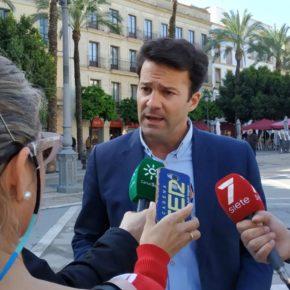 Ciudadanos anuncia la agilización de fondos acordada en la Junta en beneficio de las barriadas más desfavorecidas de Jerez
