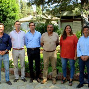 Ciudadanos Jerez muestra su respaldo al Club Nazaret para que continúe con su actividad en la ciudad