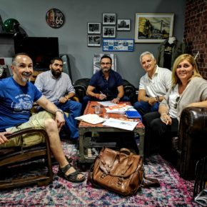 Ciudadanos Jerez presenta a su nueva Junta Directiva