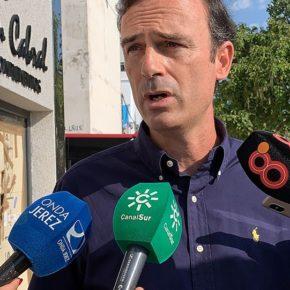 """Méndez (Cs): """"Jerez tienen un problema de seguridad y los últimos incidentes lo demuestran"""""""