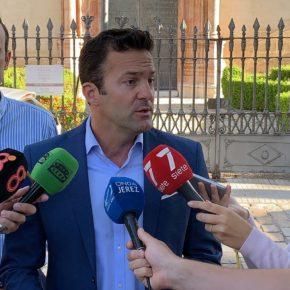 """Pérez (Cs): """"Es vergonzoso que nuestro Ayuntamiento tarde en pagar a sus proveedores más de 400 días"""""""