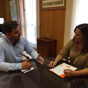 """Estefanía Brazo (Cs): """"La ITI Pueblos Blancos es el revulsivo que necesita la sierra de Cádiz"""""""