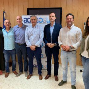"""Méndez (Cs): """"Hay empresarios que, por culpa de la administración, están desistiendo de instalar sus proyectos en la zona sur Jerez"""""""