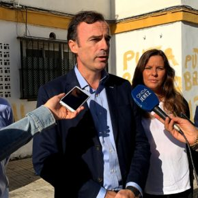"""Méndez (Cs): """"Invito a nuestros dirigentes que se levanten de sus sillones y vengan a hablar con los vecinos"""""""