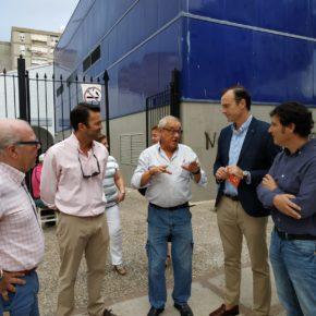 Ciudadanos Jerez denuncia la falta de accesibilidad que existe en la barriada de Las Torres