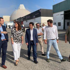 Ciudadanos Jerez reclama al gobierno socialista una mayor implicación en el Polígono Industrial El Portal
