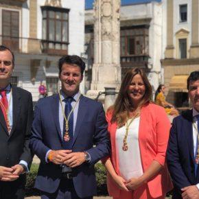 Ciudadanos Jerez solicitará en pleno que se establezcan medidas de apoyo a empresarios y autónomos feriantes