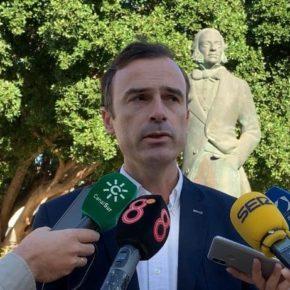 Ciudadanos reprocha a Mamen Sánchez que juegue con la industria turística de Jerez