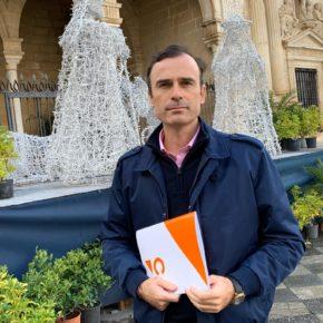 Ciudadanos Jerez aboga por unos presupuestos sostenibles para FUNDARTE