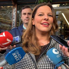 """Brazo (Cs): """"Vamos a apostar por el mantenimiento de nuestros comercios emblemáticos como motor económico del centro de Jerez"""""""