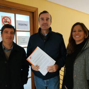Ciudadanos presenta en el Ayuntamiento de Jerez una moción para frenar las concesiones a los grupos independentistas y reprobar las palabras de EH Bildu