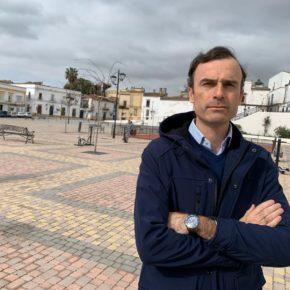 """Méndez (Cs): """"Es muy preocupante que Jerez vuelva a rozar la barrera de los 28.000 parados"""""""