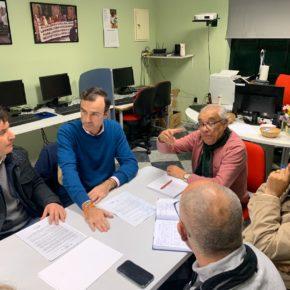 """Méndez (Cs): """"Nuestra manera de hacer política es escuchar, ayudar y asesorar al ciudadano en todo lo que esté de nuestra mano"""""""