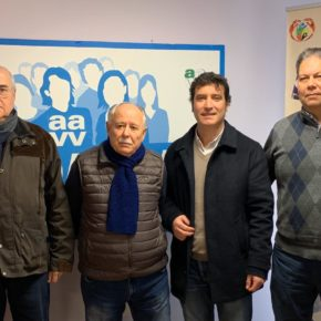 Ciudadanos Jerez expondrá al gobierno local las reivindicaciones de la Federación de Vecinos Solidaridad