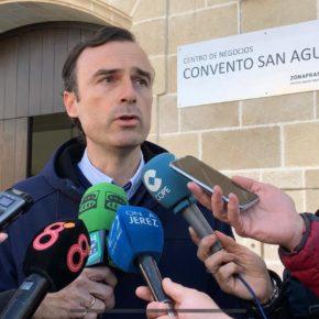 """Ciudadanos propone la inclusión de Jerez en el programa de innovación y desarrollo """"Rising Up in Spain"""""""