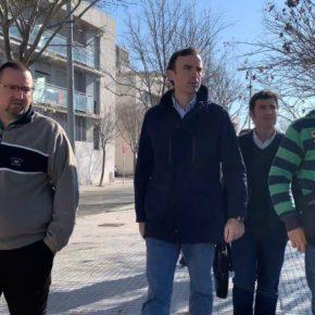 Ciudadanos Jerez pide una serie de mejoras para la barriada de Vista Alegre