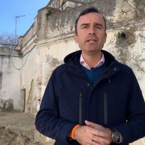 """Méndez (Cs): """"El gobierno local debe poner en valor el barrio de San Miguel cómo parte de nuestro centro histórico"""""""