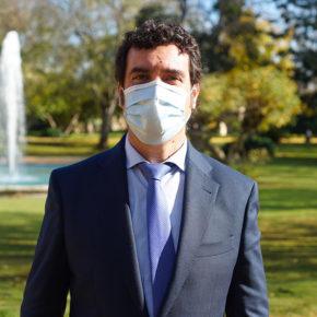 """García: """"Ciudadanos propuso en 2018 al Ayuntamiento de Jerez la solución aprobada por la Junta para las obras de Corredera"""""""