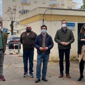 Cs Jerez solicita al Gobierno local que agilice los trámites que permitan a la Junta poner en marcha la rehabilitación de La Constancia