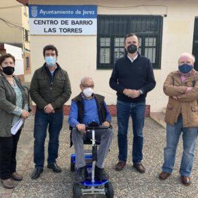 Cs Jerez mantiene un encuentro con La Plazoleta 2.0 para atender sus demandas y reivindicaciones vecinales