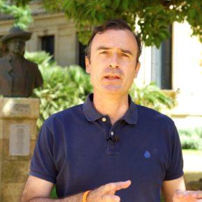"""Méndez: """"Jerez necesita ampliar su oferta formativa ecuestre para que pueda ser por entero la Ciudad del Caballo"""""""