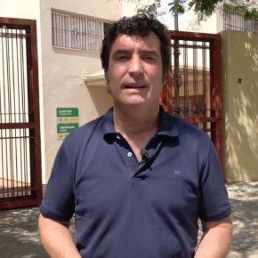 """García: """"Las empresas no se pueden marchar de Jerez porque no tengan un lugar donde poder formar mano de obra cualificada"""""""